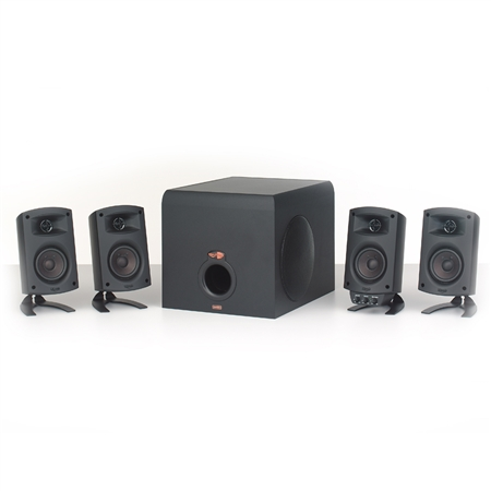 speakers home audio headphones klipsch promedia 4 1