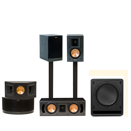 Klipsch RB-41 II Home Theater System