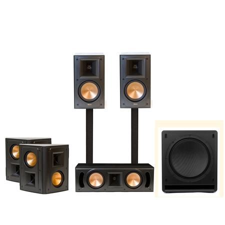 Klipsch RB-51 II Home Theater System