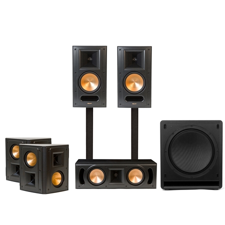 RB - 61 II Home Theater System | Klipsch