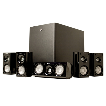 Klipsch HDT 500 Home Theater System