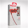 Image S3 Rebel Red In - Ear Headphones | Klipsch