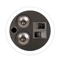 KS-7502-THX In-Ceiling Speaker