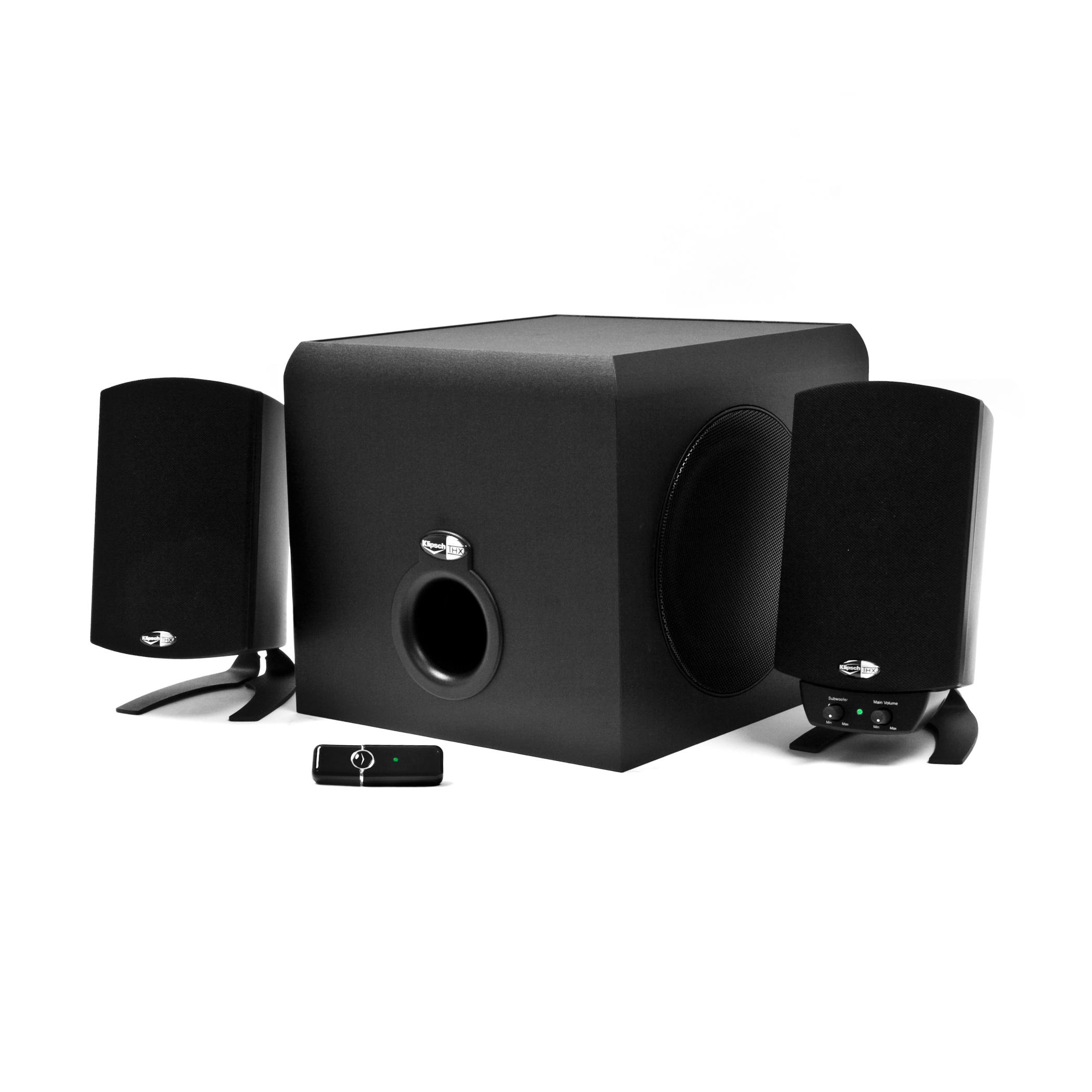 ProMedia 2.1 Wireless Computer Speakers | Premium Audio by ...