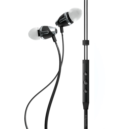 Klipsch S4i II Black Headphones