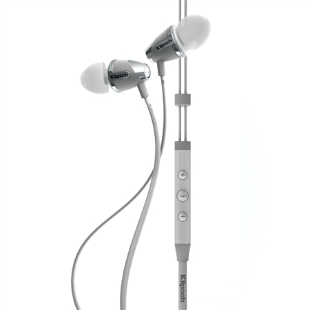 Klipsch S4i White In-Ear Headphones