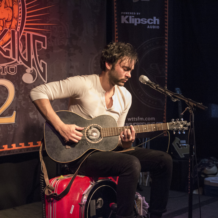 Shakey Graves at Sun King Studio 92 Powered by Klipsch Audio