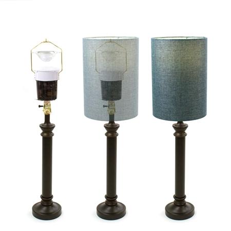 LightSpeaker Lampkit