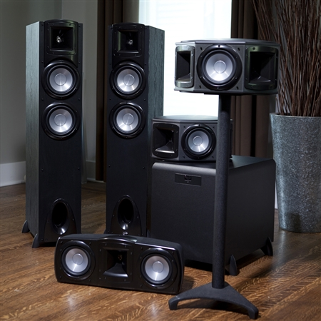 Klipsch F-20 Home Theater System