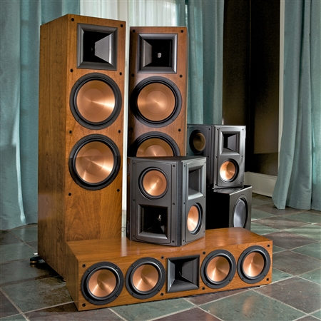 Klipsch Reference RF-7 II Home Theater System