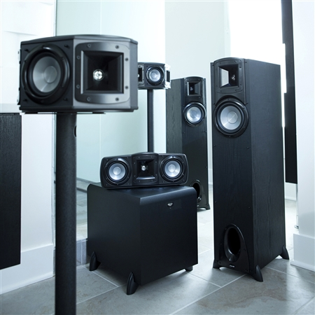 Klipsch F-10 Home Theater System