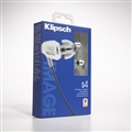 Image S4 White In - Ear Headphones | Klipsch